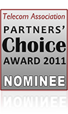 Partners' Choice Award 2011 Nominee