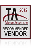 Recommended Vendor 2012